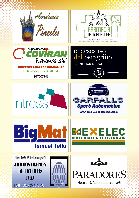 Programa de verano y fiestas 2019 - Guadalupe (Cáceres) 18