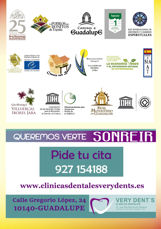 Programa de verano y fiestas 2019 - Guadalupe (Cáceres) 2