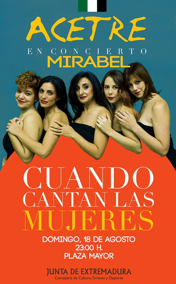 Acetre 2019 - Mirabel (Cáceres)