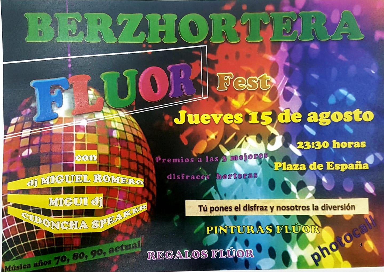 Berzhortera 2019 - Berzocana (Cáceres)