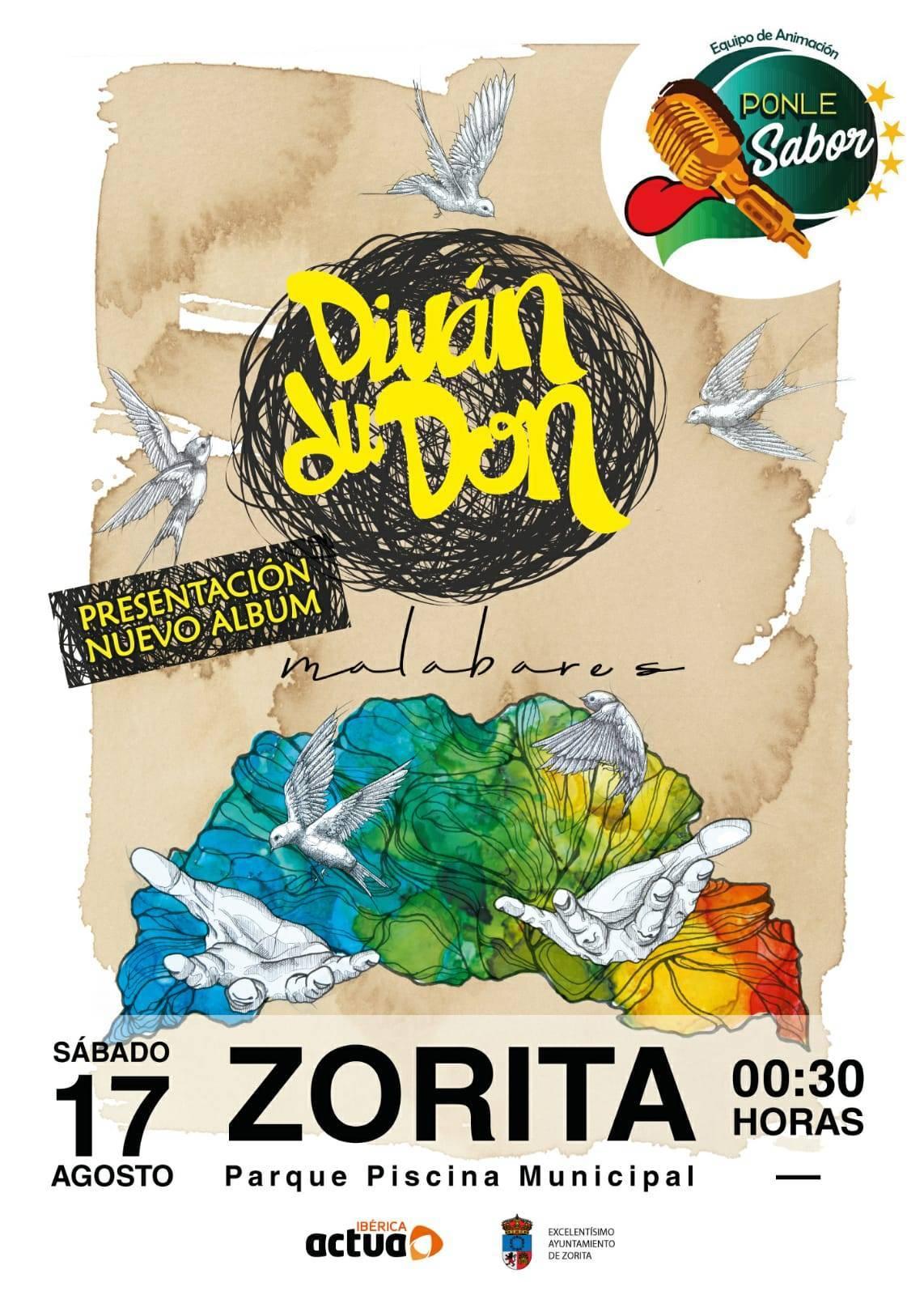 Diván du Don 2019 - Zorita (Cáceres)