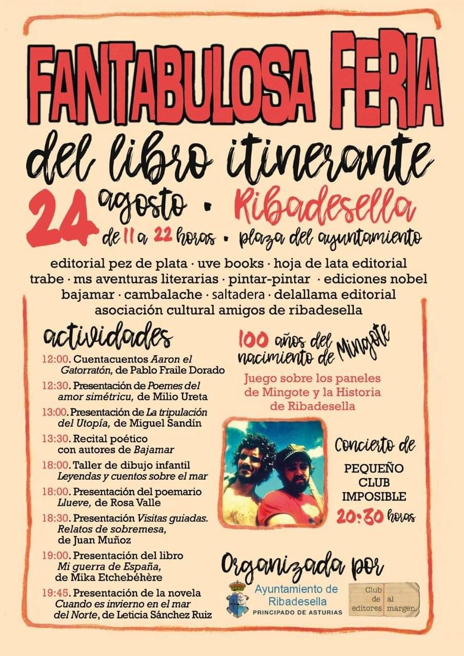 Fantabulosa 2019 - Ribadesella (Asturias)