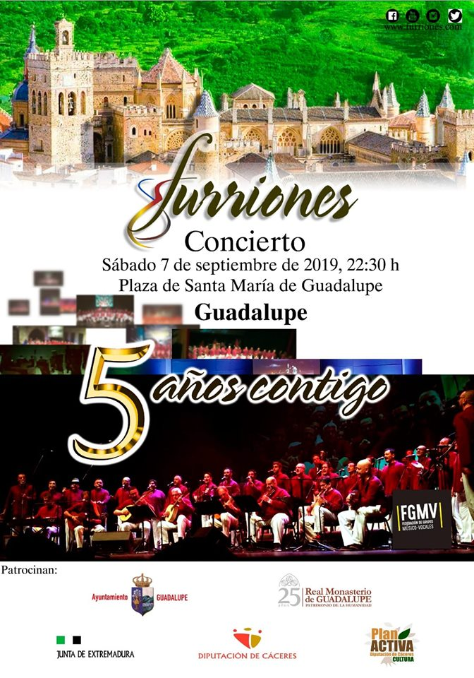 Furriones 2019 - Guadalupe (Cáceres)