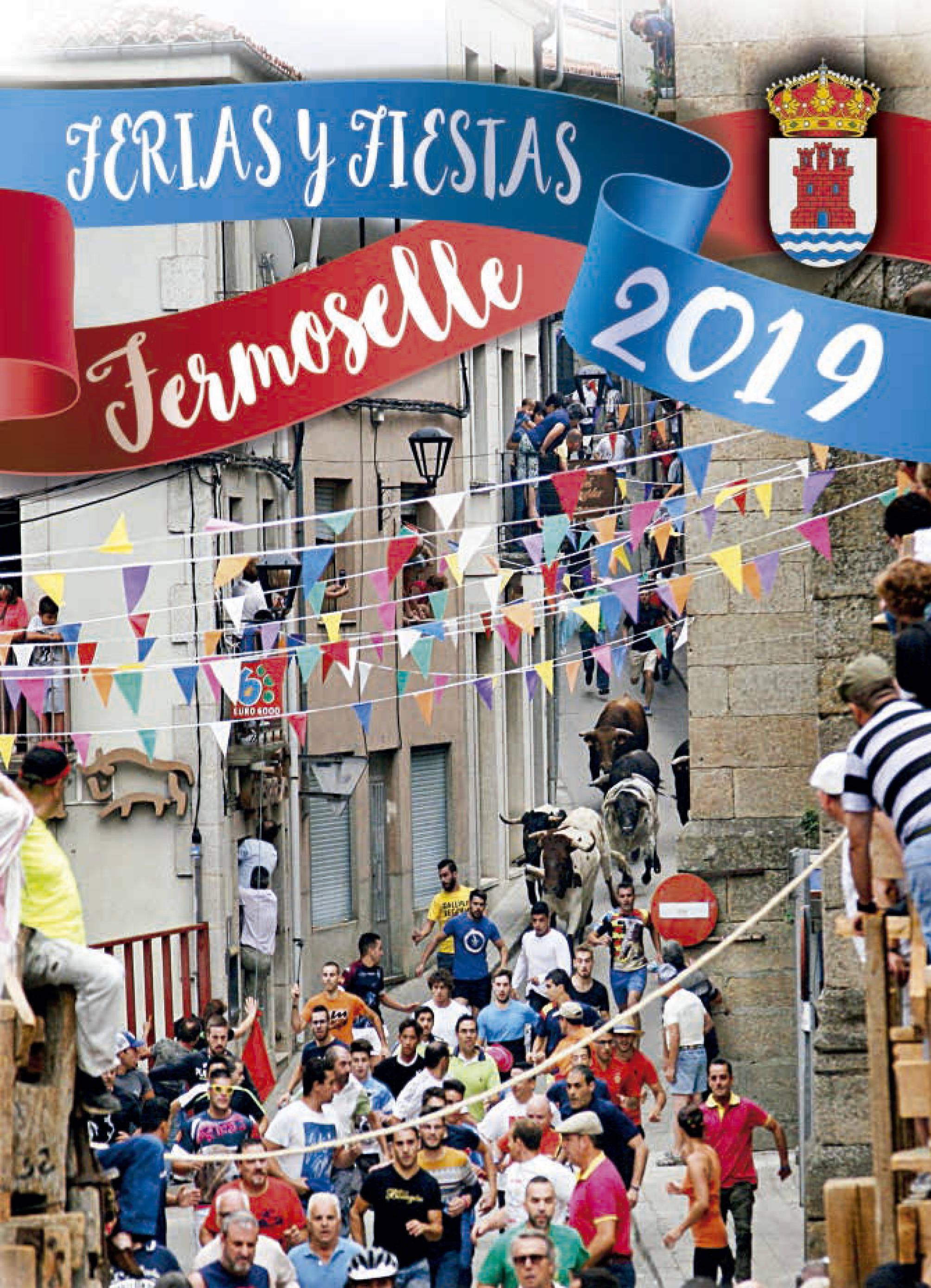 Programa de ferias y fiestas 2019 - Fermoselle (Zamora) 1
