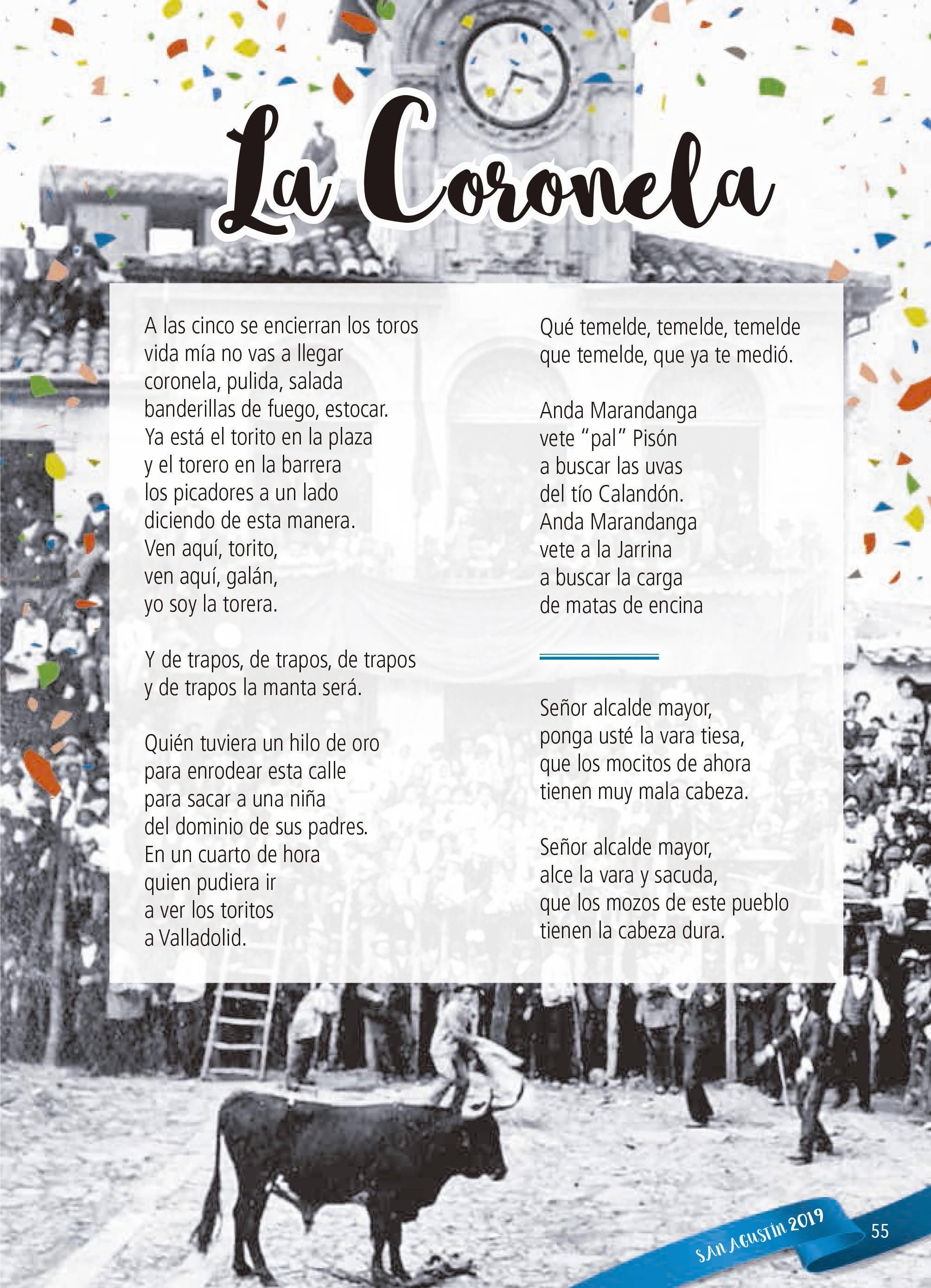 Programa de ferias y fiestas 2019 - Fermoselle (Zamora) 22
