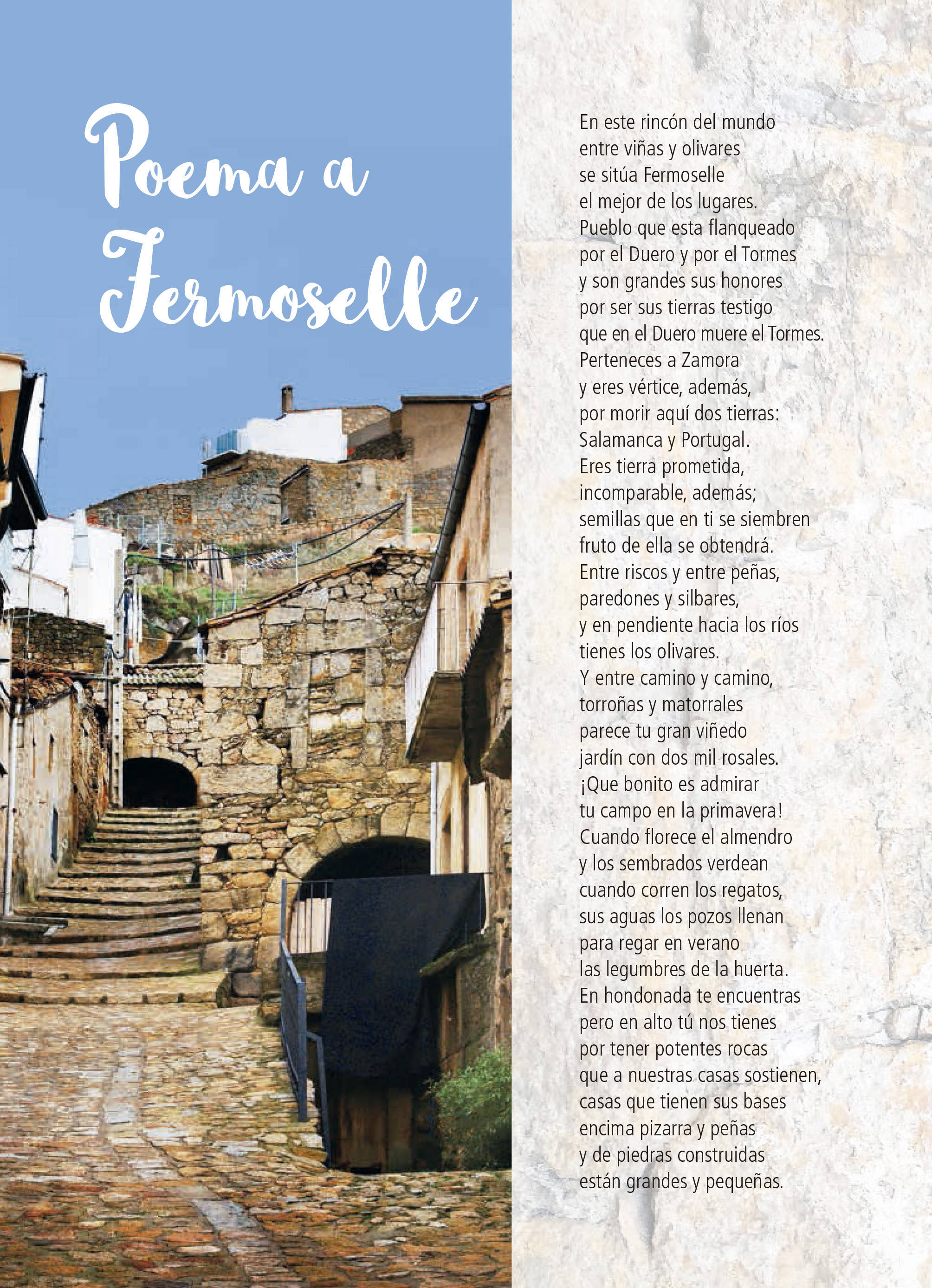 Programa de ferias y fiestas 2019 - Fermoselle (Zamora) 23