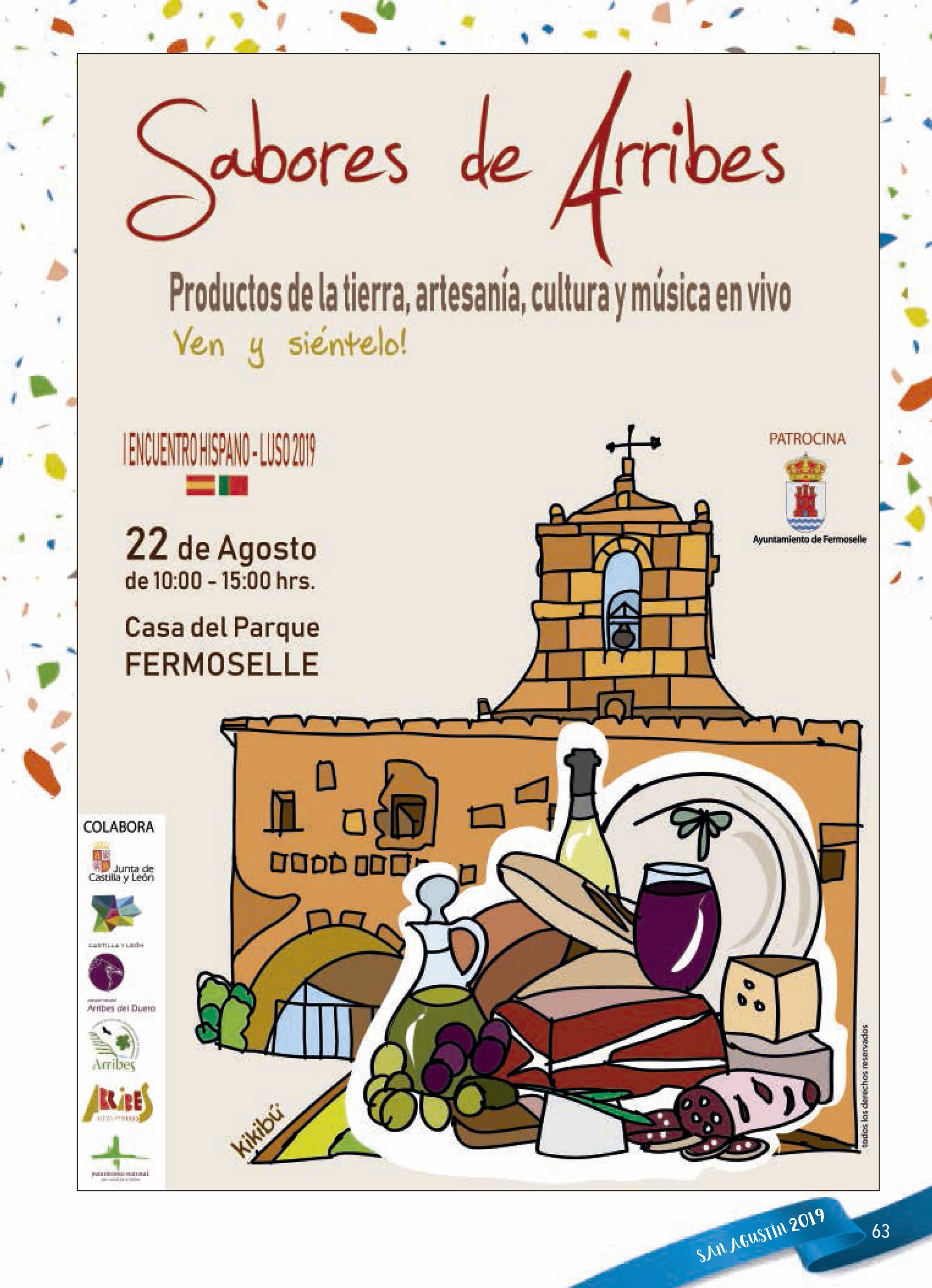 Programa de ferias y fiestas 2019 - Fermoselle (Zamora) 25