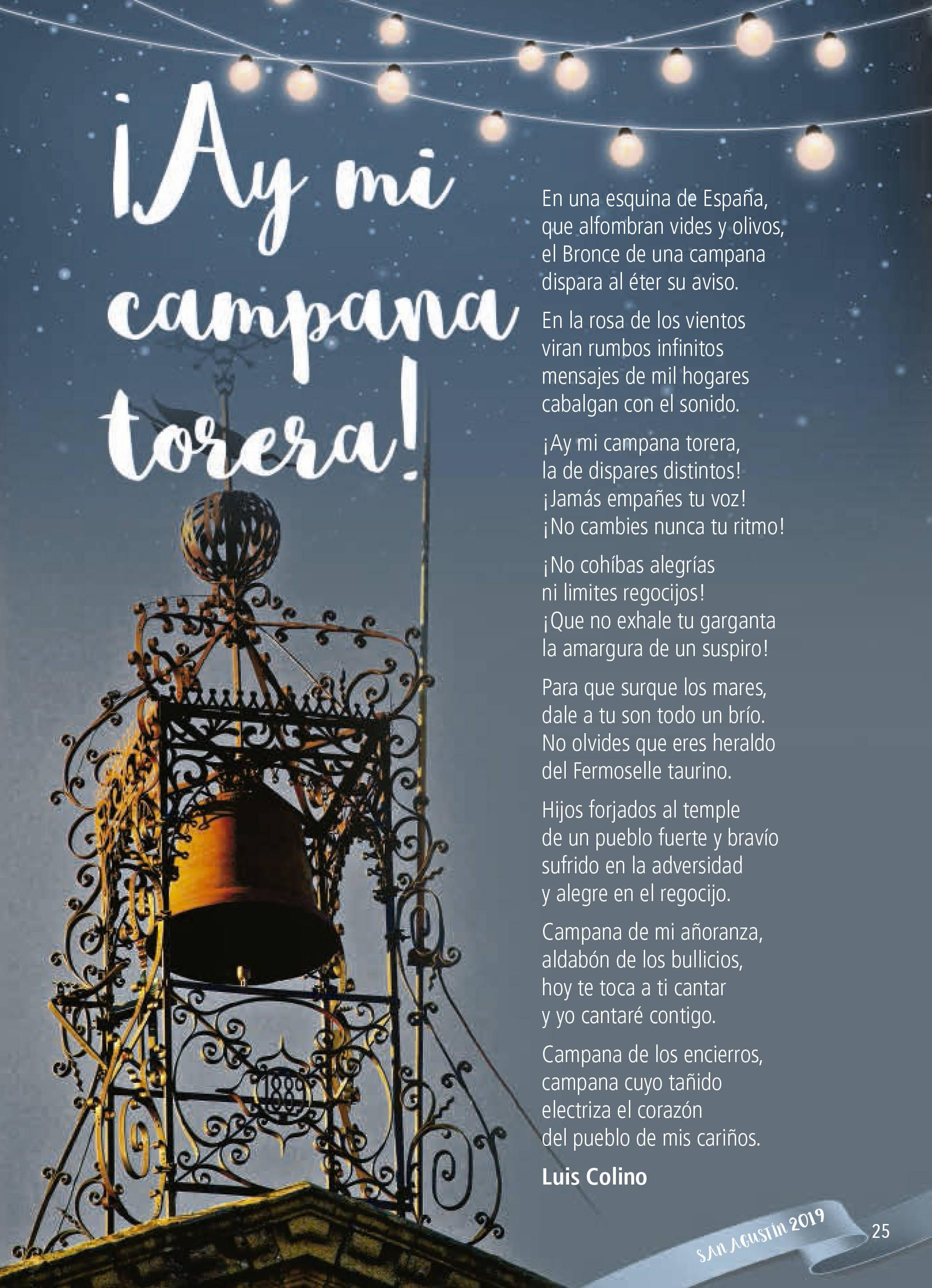Programa de ferias y fiestas 2019 - Fermoselle (Zamora) 7