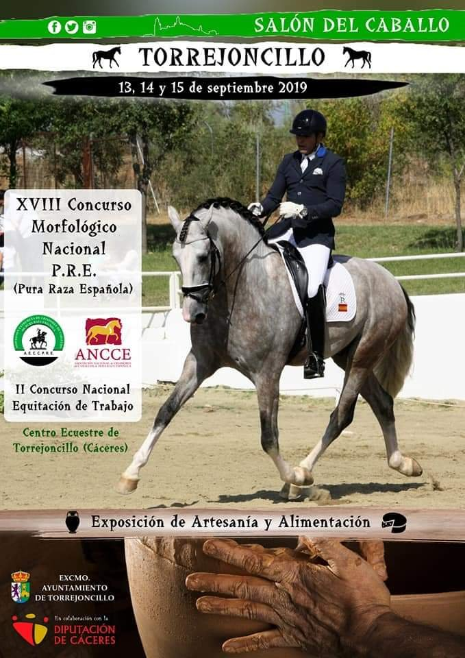 XVIII Concurso morfológico nacional - Torrejoncillo (Cáceres) 1