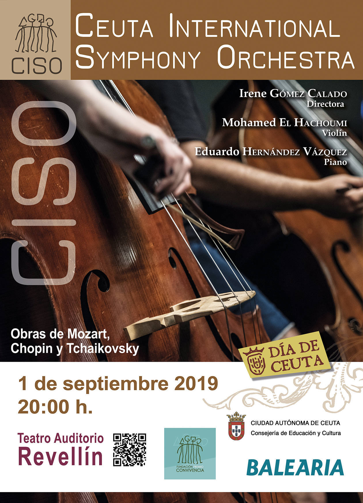 Ceuta International Symphony Orchestra 2019