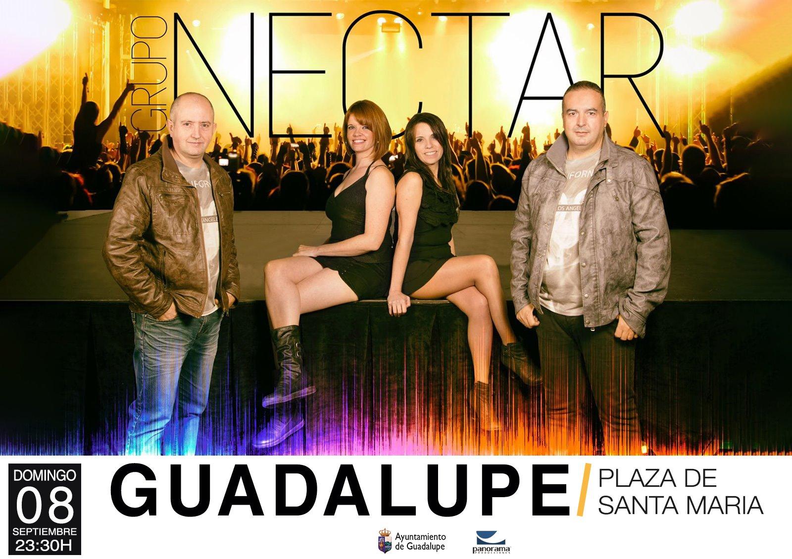 Grupo Néctar 2019 - Guadalupe (Cáceres)