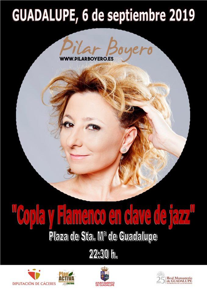 Pilar Boyero 2019 - Guadalupe (Cáceres)