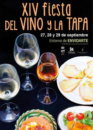 XIV Fiesta del vino y la tapa - Montilla (Córdoba)