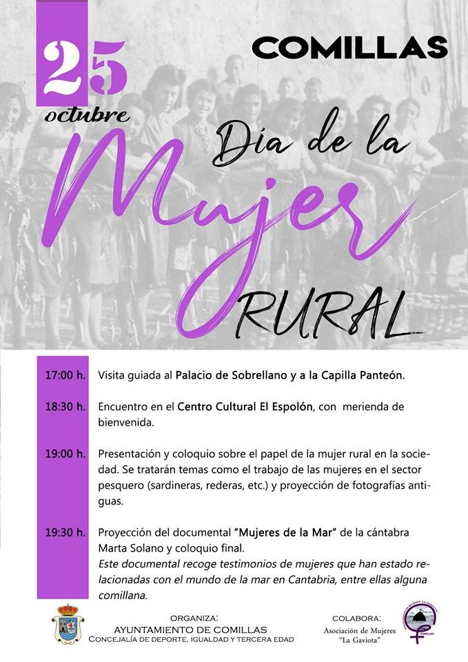 Día de la mujer rural 2019 - Comillas (Cantabria)