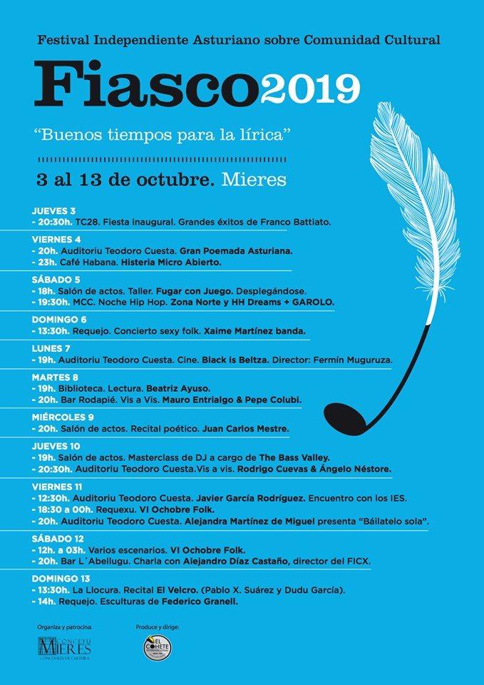 Fiasco 2019 - Mieres (Asturias)