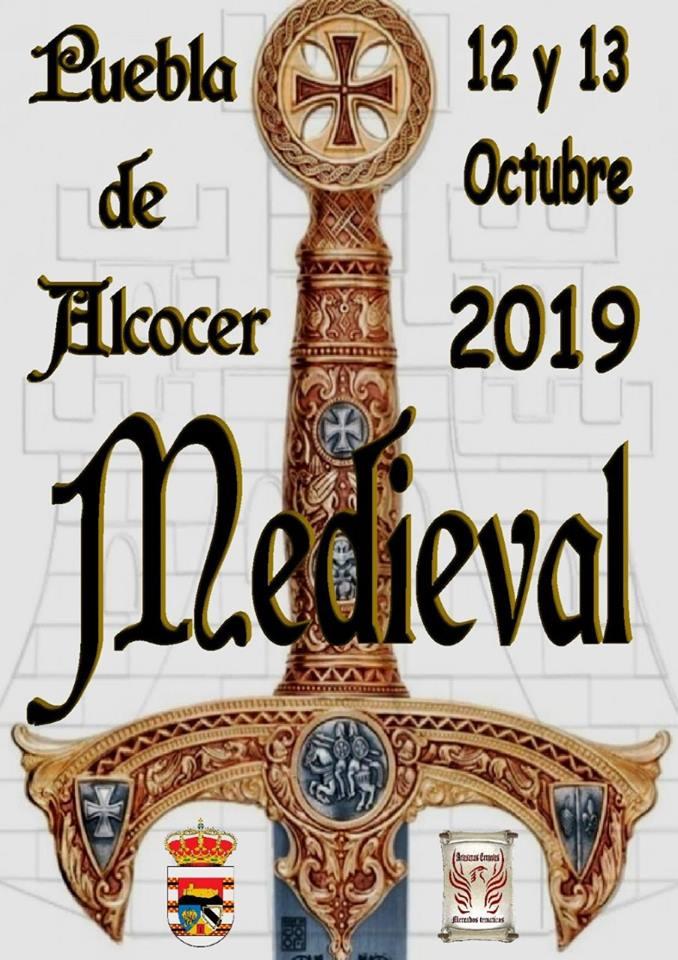 Medieval 2019 - Puebla de Alcocer (Badajoz)
