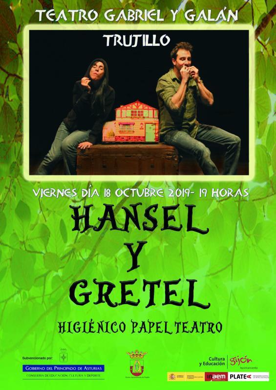 Teatro Hansel y Gretel 2019 - Trujillo (Cáceres)