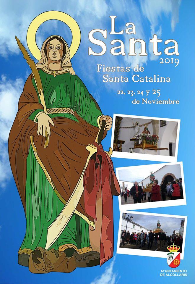 La Santa 2019 - Alcollarín (Cáceres) 1