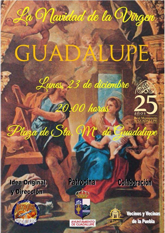 La Navidad de la Virgen 2019 - Guadalupe (Cáceres)