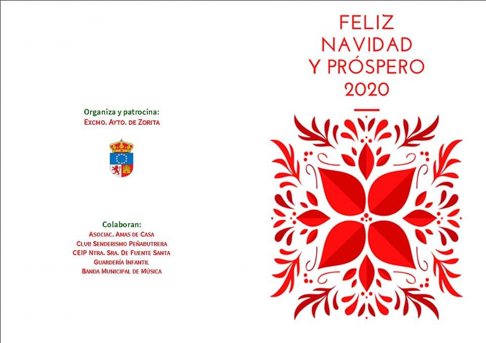 Programa de Navidad 2019-2020 - Zorita (Cáceres) 1