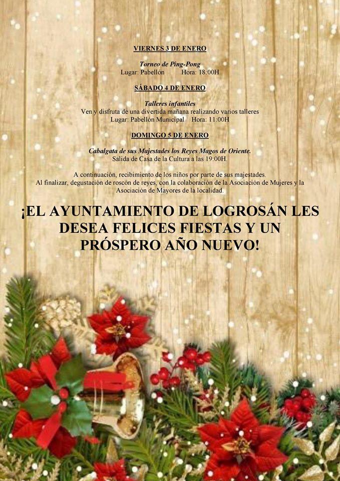 Programa navideño 2019 - Logrosán (Cáceres) 8