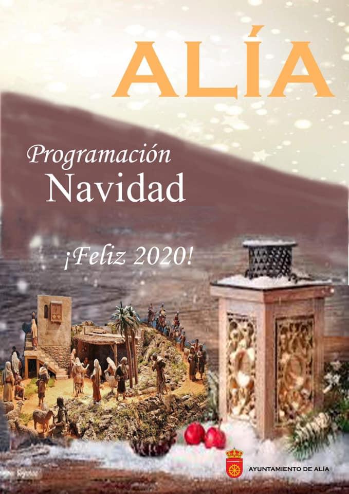 Programación de Navidad 2019-2020 - Alía (Cáceres) 1
