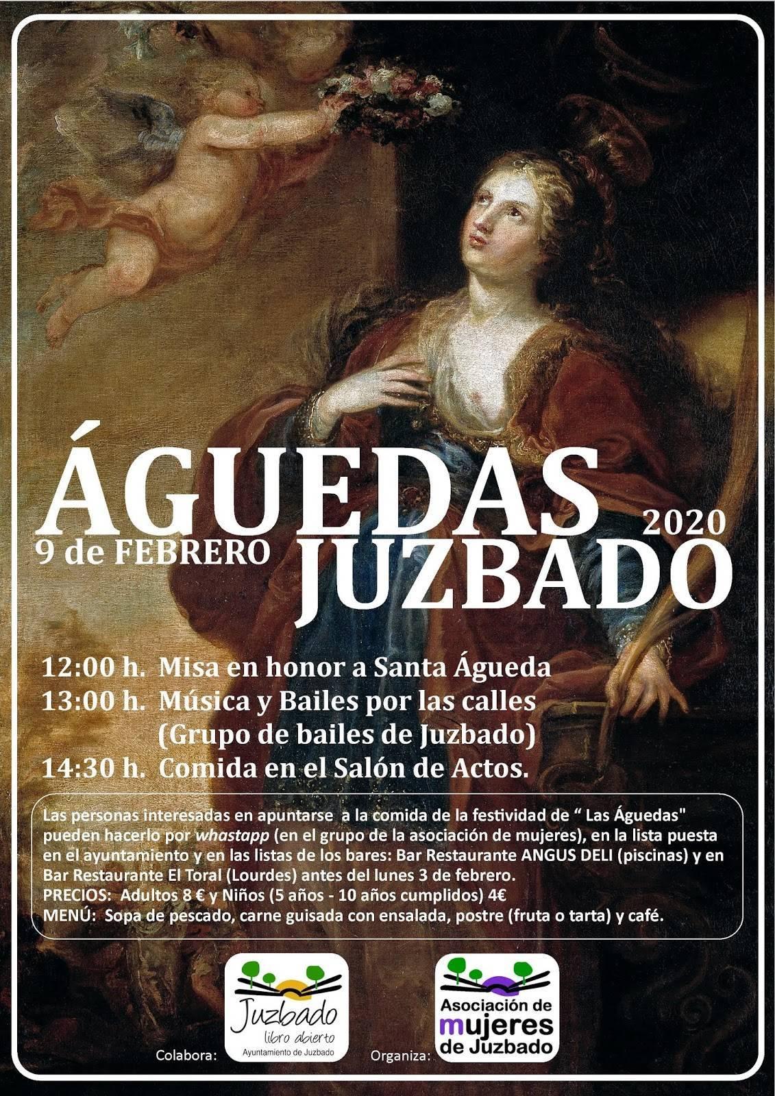 Águedas 2020 - Juzbado (Salamanca)