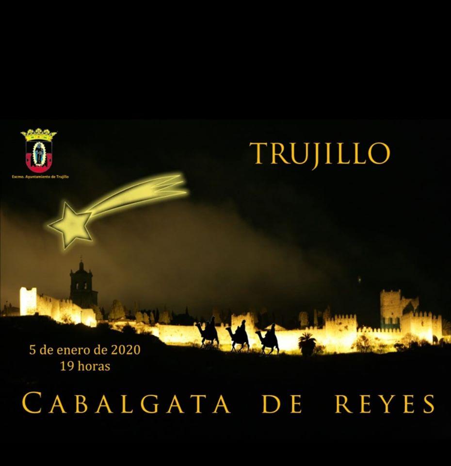 Cabalgata de Reyes 2020 - Trujillo (Cáceres)