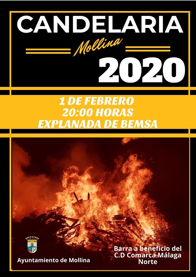 Candelaria 2020 - Mollina (Málaga)