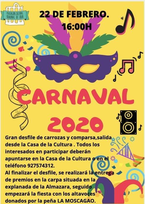 Carnaval 2020 - Bohonal de Ibor (Cáceres)