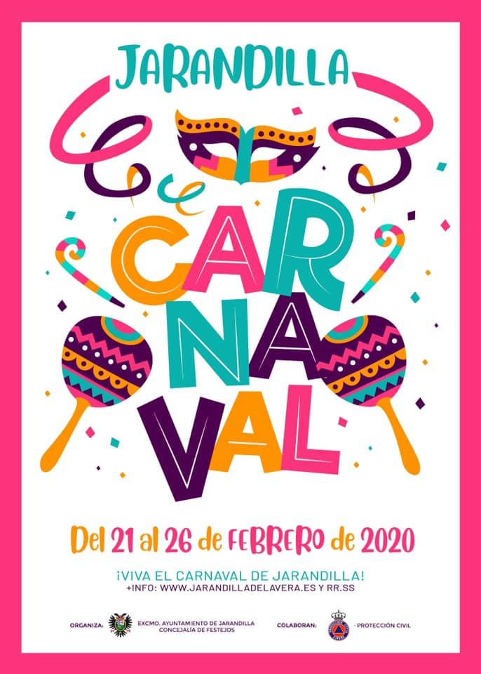 Carnaval 2020 - Jarandilla de la Vera (Cáceres) 1
