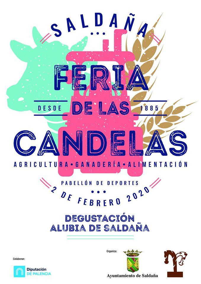 Feria de las Candelas 2020 - Saldaña (Palencia)