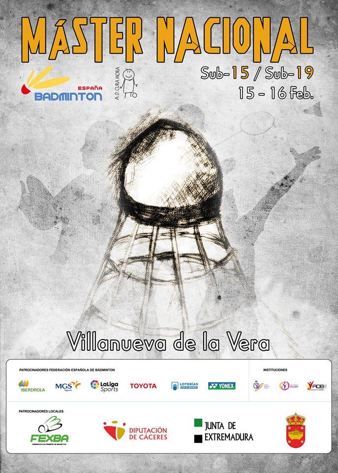 Máster nacional 2020 - Villanueva de la Vera (Cáceres)