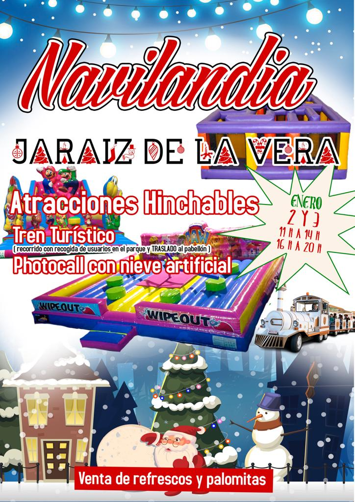 Navilandia 2020 - Jaraíz de la Vera (Cáceres)
