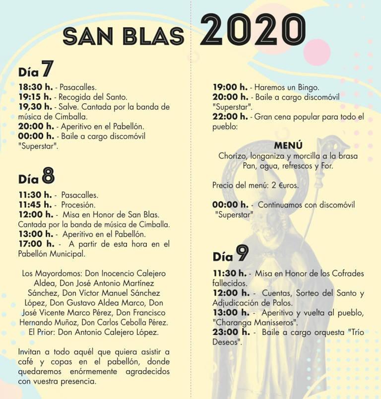 San Blas 2020 - Abanto (Zaragoza) 2