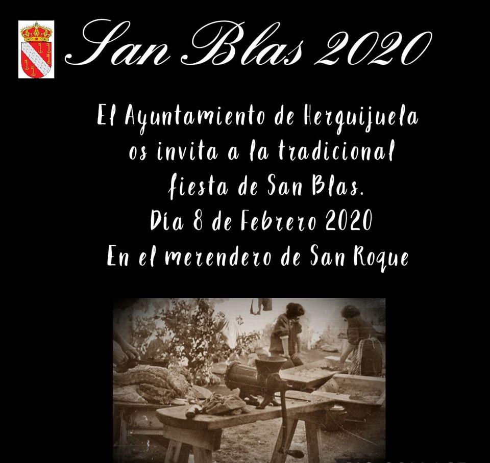 San Blas 2020 - Herguijuela (Cáceres)