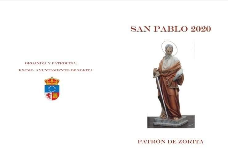 San Pablo 2020 - Zorita (Cáceres) 1