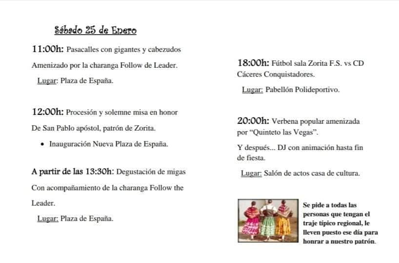San Pablo 2020 - Zorita (Cáceres) 2