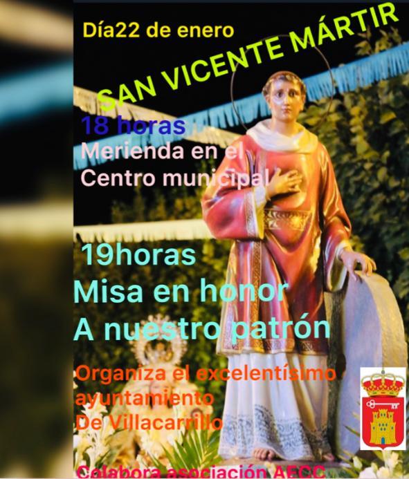San Vicente Mártir 2020 - Villacarrillo (Jaén)