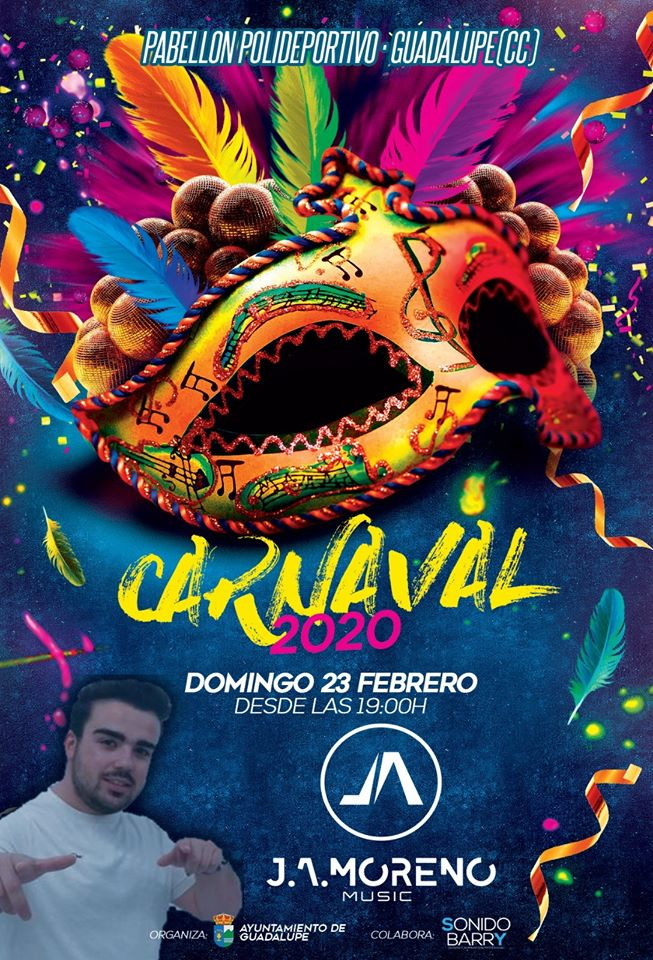 Carnaval 2020 - Guadalupe (Cáceres) 1