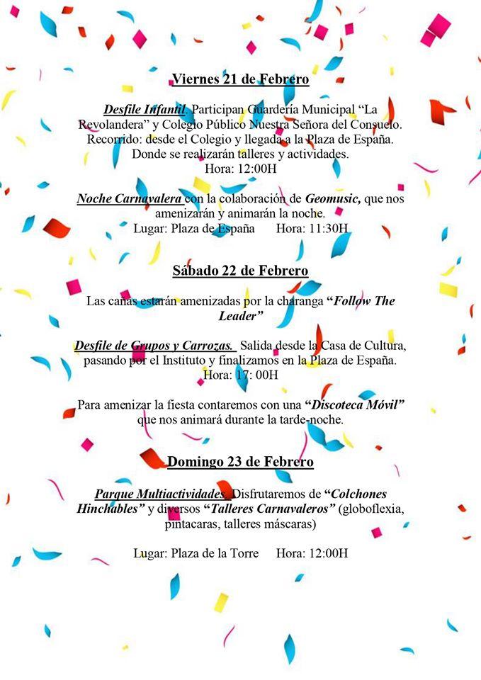 Carnaval 2020 - Logrosán (Cáceres) 2