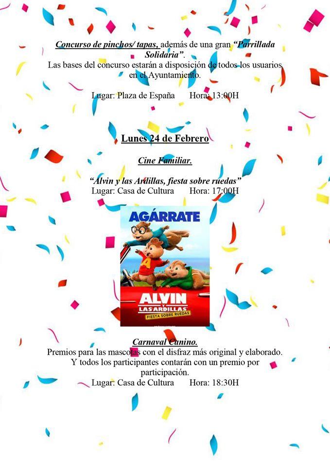 Carnaval 2020 - Logrosán (Cáceres) 3