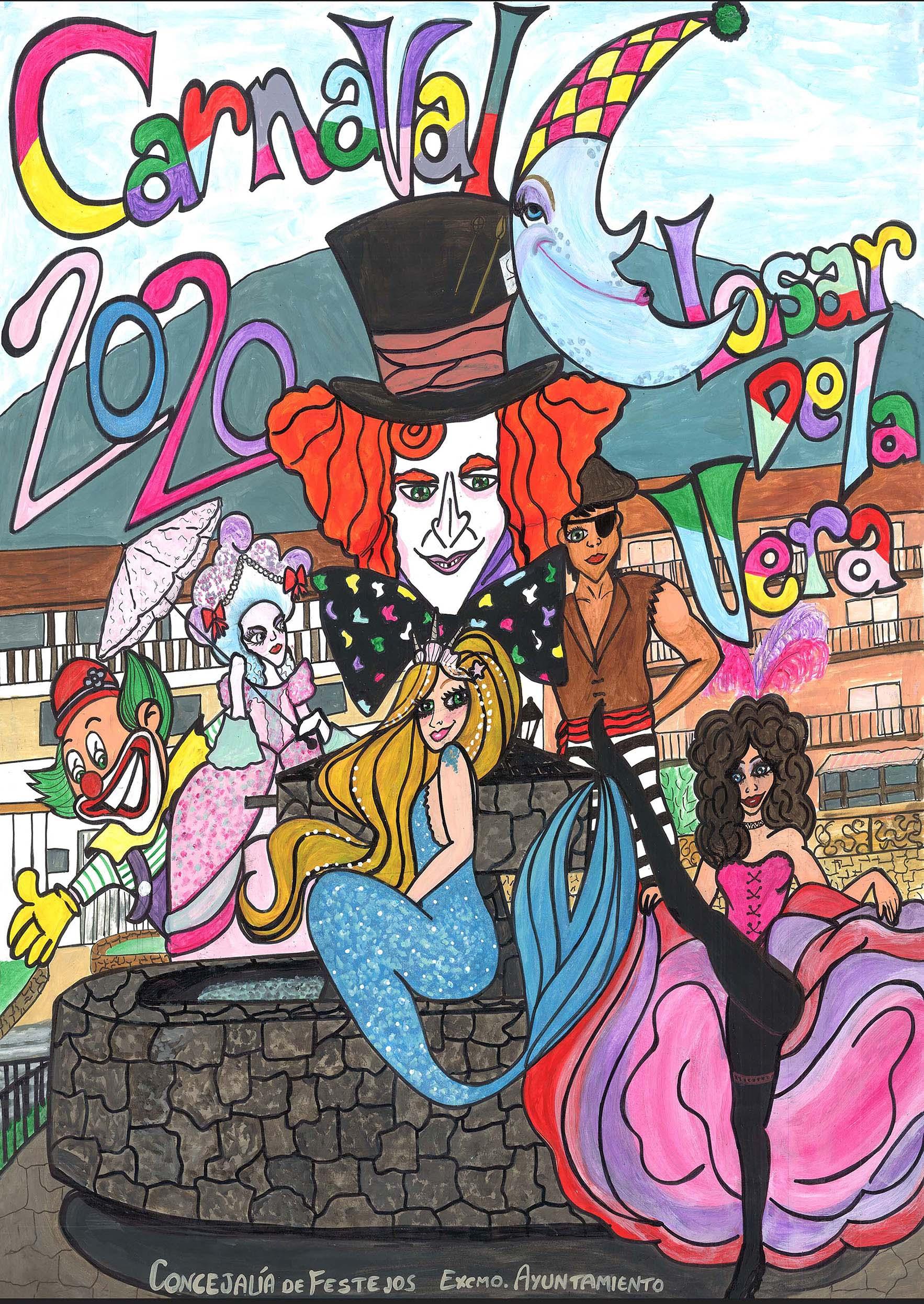 Carnaval 2020 - Losar de la Vera (Cáceres) 1