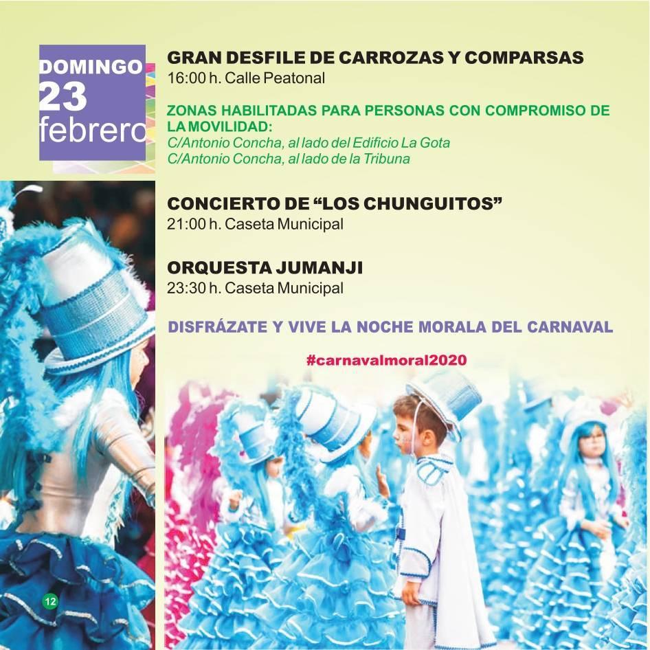 Carnaval 2020 - Navalmoral de la Mata (Cáceres) 12
