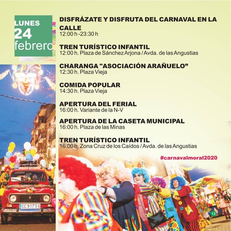 Carnaval 2020 - Navalmoral de la Mata (Cáceres) 13