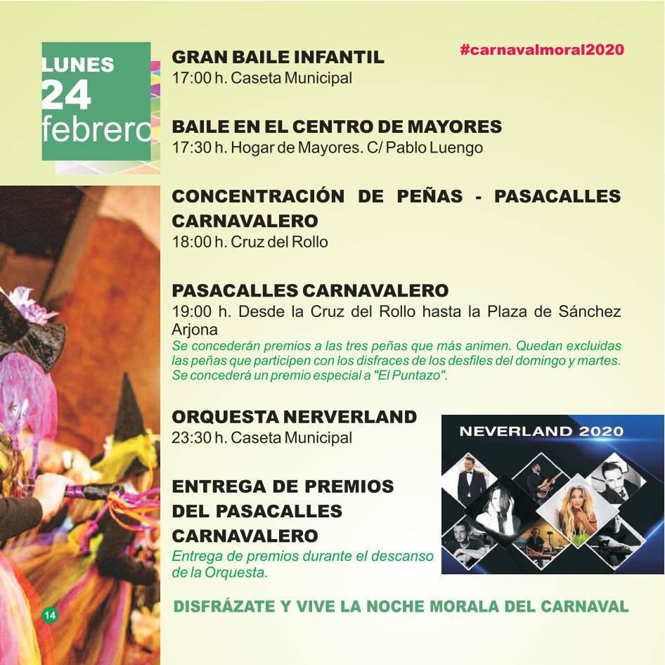 Carnaval 2020 - Navalmoral de la Mata (Cáceres) 14