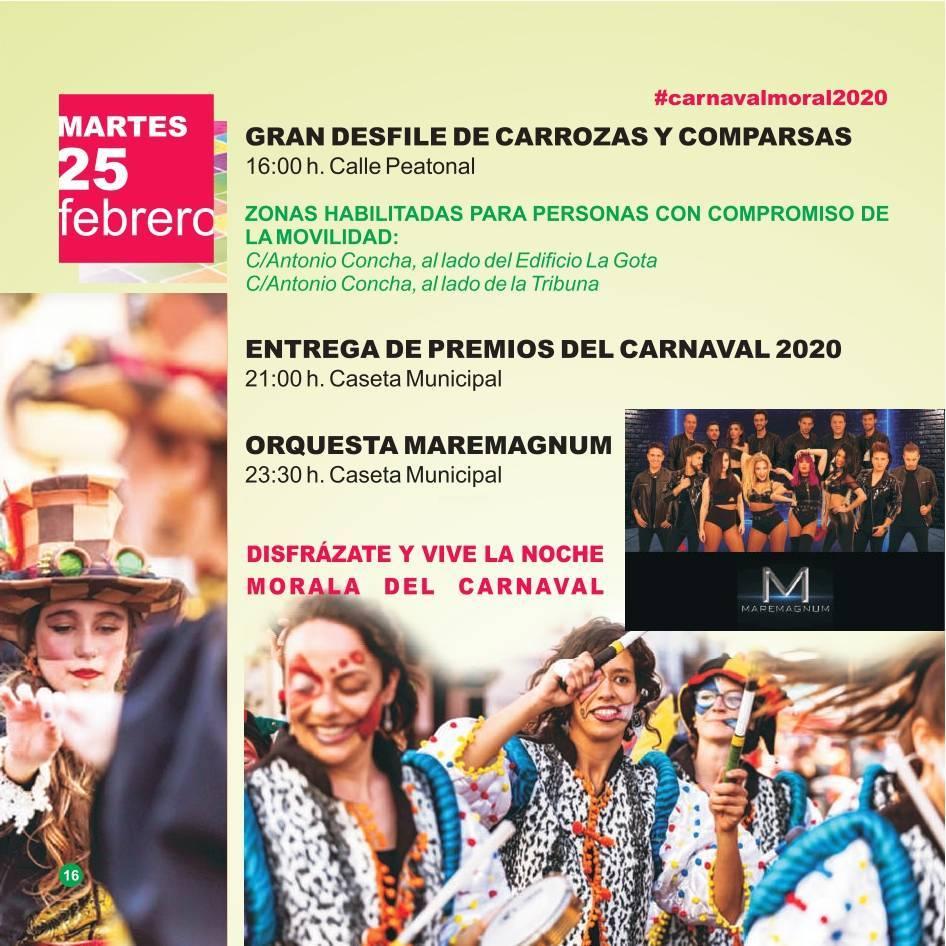 Carnaval 2020 - Navalmoral de la Mata (Cáceres) 16