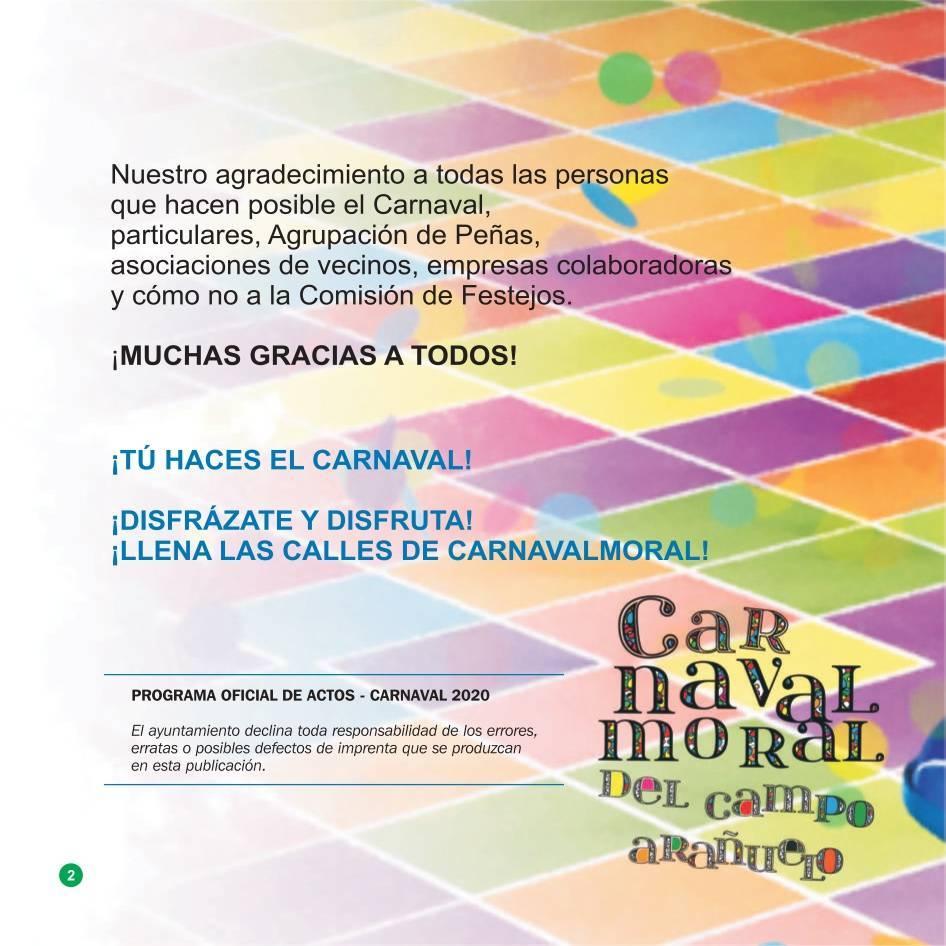 Carnaval 2020 - Navalmoral de la Mata (Cáceres) 2