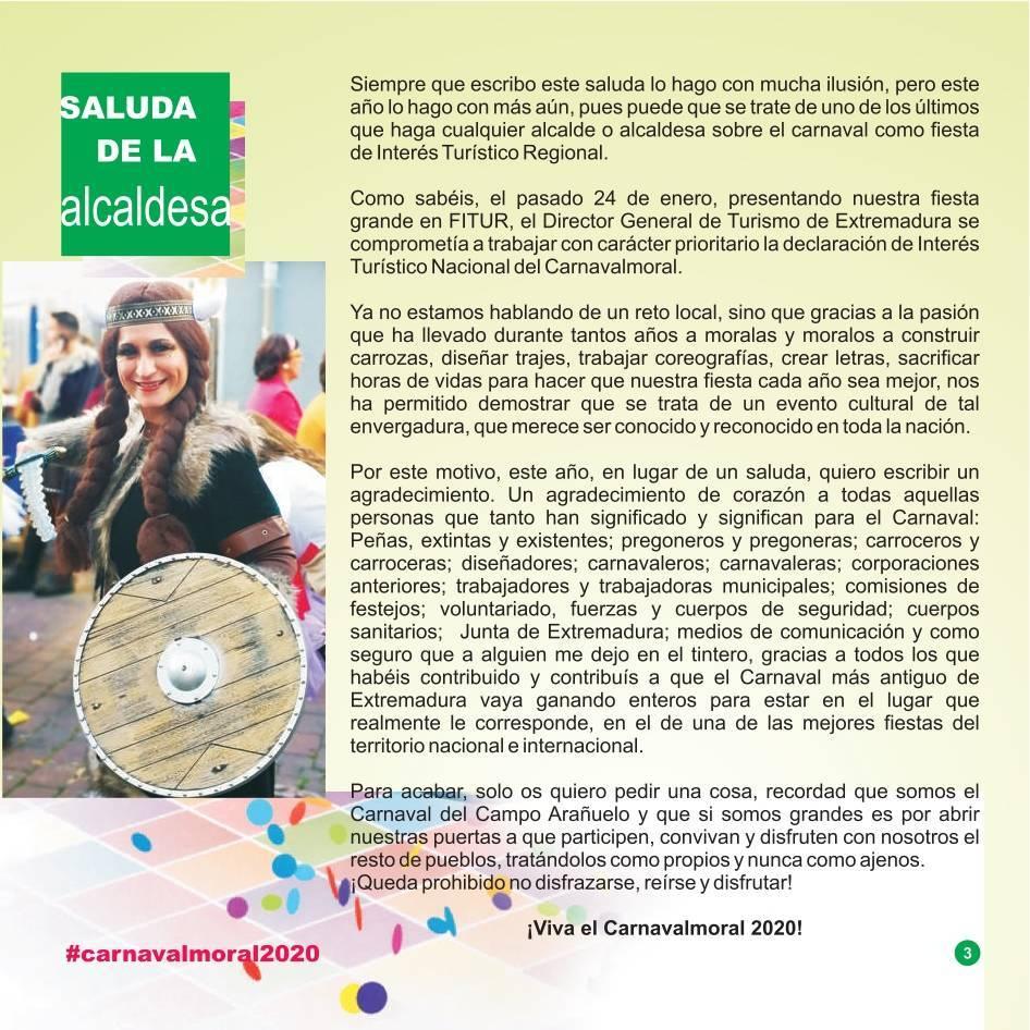 Carnaval 2020 - Navalmoral de la Mata (Cáceres) 3