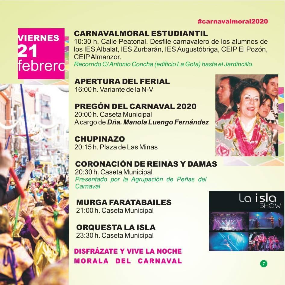 Carnaval 2020 - Navalmoral de la Mata (Cáceres) 7